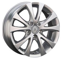 Автомобильный диск Литой LegeArtis RN38 6,5x16 5/114,3 ET 47 DIA 66,1 Sil
