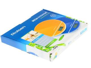 Кухонные весы Rolsen KS-2906 оранжевый