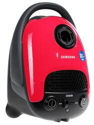 Пылесос Samsung SC20F30WA красный