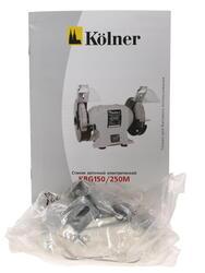 Точильный станок Kolner KBG 150/250M