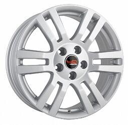 Автомобильный диск Литой LegeArtis NS68 7x17 5/114,3 ET 55 DIA 66,1 Sil