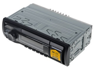 Автопроигрыватель Sony DSX-A35U