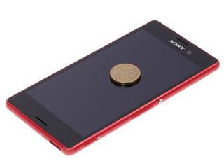 """5"""" Смартфон Sony XPERIA M4 Aqua LTE 8 Гб красный"""