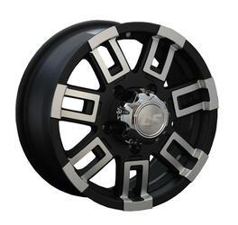 Автомобильный диск Литой LS 158 6,5x15 5/139,7 ET 40 DIA 98,5 MBF