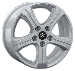 Автомобильный диск литой Replay CI19 6,5x16 5/114,3 ET 38 DIA 67,1 Sil