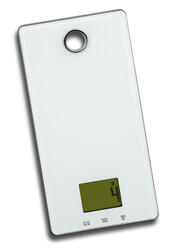 Кухонные весы Zigmund&Shtain DS-15TW белый