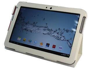 Чехол-книжка для планшета Samsung Galaxy Tab 2 белый