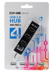 USB-разветвитель DNS ATH-07