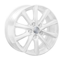 Автомобильный диск литой Replay TY58 6,5x16 5/114,3 ET 45 DIA 60,1 White