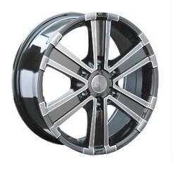 Автомобильный диск Литой LS 132 7,5x17 6/139,7 ET 30 DIA 106 WF