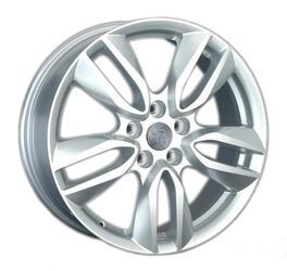 Автомобильный диск литой Replay KI95 7,5x19 5/114,3 ET 50 DIA 67,1 Sil