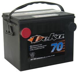 Автомобильный аккумулятор Deka 675MF