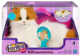 Интерактивная игрушка Hasbro FurReal Friends кошка Лулу