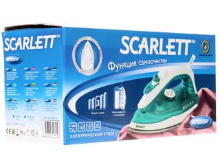 Утюг Scarlett SC-SI30S01 зеленый