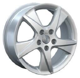 Автомобильный диск литой Replay H24 6,5x16 5/114,3 ET 45 DIA 64,1 Sil