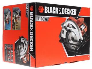 Пила дисковая Black&Decker CD601