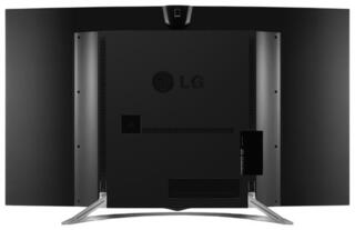 "65"" (165 см)  OLED-телевизор LG 65EC970V серебристый"