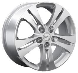 Автомобильный диск Литой LegeArtis H26 7,5x17 5/114,3 ET 55 DIA 64,1 Sil