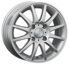 Автомобильный диск литой Replay CHR12 6x15 4/114,3 ET 46 DIA 56,6 Sil