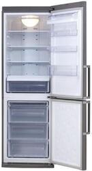 Холодильник с морозильником Samsung RL42EGIH1 серебристый