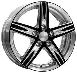 Автомобильный диск Литой K&K Андорра 6x15 5/100 ET 38 DIA 67,1 Бинарио