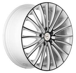 Автомобильный диск Литой NZ F-49 6,5x16 4/100 ET 52 DIA 54,1 W+B