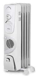 Масляный радиатор Korting KOH510FH-LG серый