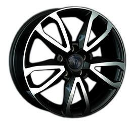 Автомобильный диск литой Replay KI109 6,5x17 5/114,3 ET 35 DIA 67,1 BKF