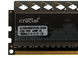 Оперативная память Crucial Ballistix Tactical Tracer [BLT2CP4G3D1869DT2TXRGCEU] 8 ГБ