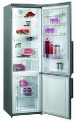 Холодильник Gorenje NRK 6200 KX Серебристый