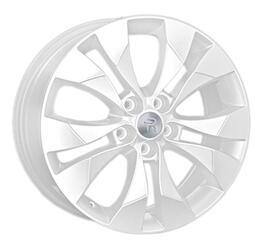 Автомобильный диск литой Replay H39 7x18 5/114,3 ET 50 DIA 64,1 White