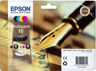 Набор картриджей Epson T16