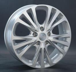 Автомобильный диск литой Replay RN36 6,5x17 5/114,3 ET 45 DIA 66,1 Sil
