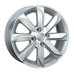 Автомобильный диск литой Replay HND113 6x15 4/100 ET 48 DIA 54,1 Sil