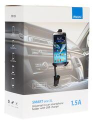 Автомобильный держатель Deppa Smart One XL