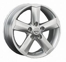 Автомобильный диск Литой LegeArtis NS39 6,5x16 5/114,3 ET 40 DIA 66,1 Sil
