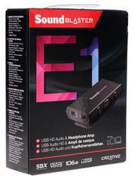 Усилитель для наушников Creative Sound Blaster E1