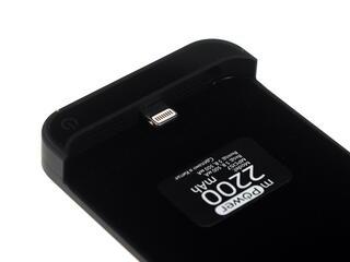 Чехол-батарея Gmini mPower MPCI57 черный
