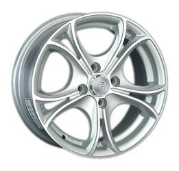 Автомобильный диск литой LS 393 6x14 4/98 ET 35 DIA 58,6 SF