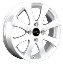 Автомобильный диск Литой LegeArtis FD25 6x15 4/108 ET 52,5 DIA 63,3 White