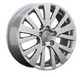 Автомобильный диск литой Replay MZ27 7x17 5/114,3 ET 55 DIA 67,1 Sil