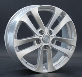 Автомобильный диск литой Replay RN91 6,5x16 5/112 ET 39 DIA 60,1 Sil