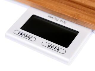 Кухонные весы Rolsen KS-2911 коричневый