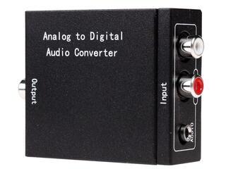 Преобразователь аудиосигнала DK202 RCA - S/PDIF