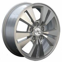 Автомобильный диск Литой LegeArtis H25 6,5x16 5/114,3 ET 45 DIA 64,1 Sil