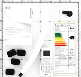 Сплит-система LG G09VHT