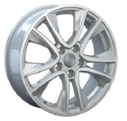 Автомобильный диск литой Replay H36 6,5x17 5/114,3 ET 50 DIA 64,1 Sil