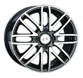 Автомобильный диск Литой LS H3002 6x15 4/100 ET 45 DIA 73,1 BKF