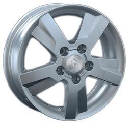 Автомобильный диск литой Replay MZ72 5,5x15 5/114,3 ET 50 DIA 67,1 Sil