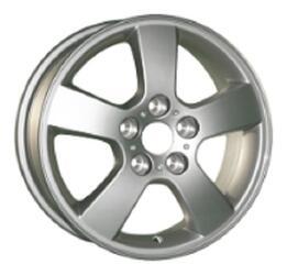 Автомобильный диск литой Replay SZ24 6,5x16 5/114,3 ET 45 DIA 60,1 Sil
